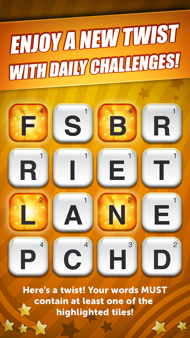 Word Streak With Friends - PAID screenshot 5