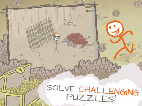 Draw a Stickman: EPIC HD Free screenshot 5