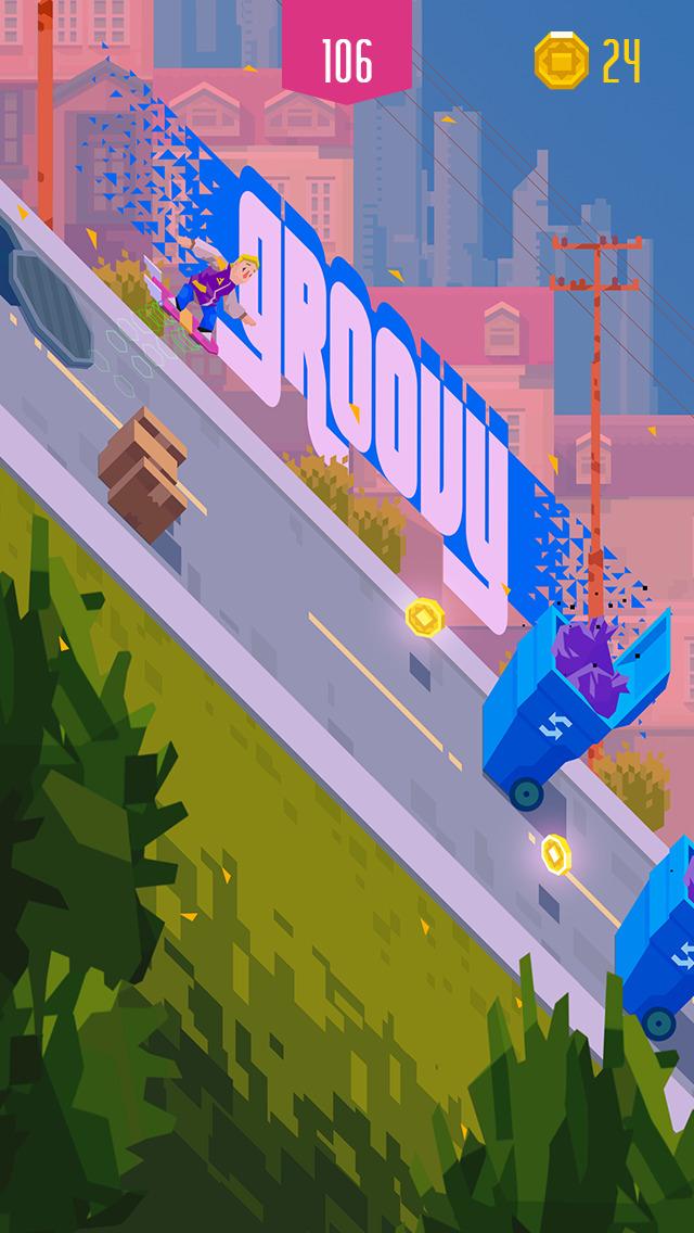 Downhill Riders screenshot 3
