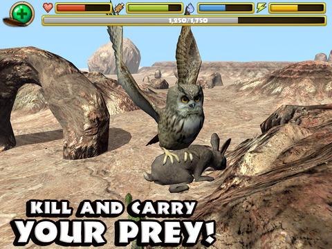 Owl Simulator screenshot 10