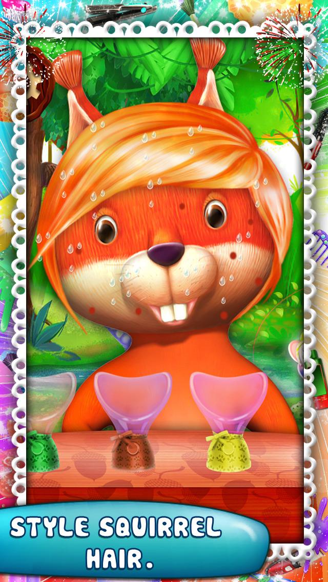 Little Squirrel Makeover screenshot 4