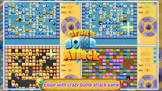 Crazy Bomb Attack screenshot 3