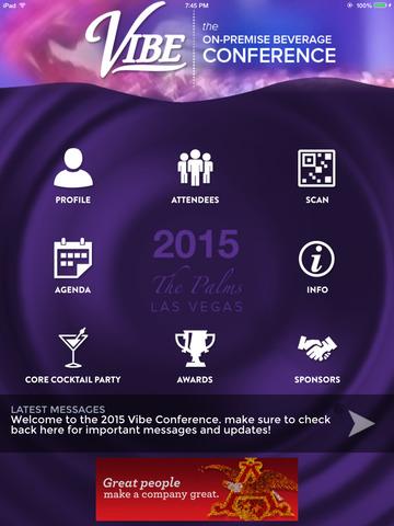 Vibe Conference 2015 - náhled