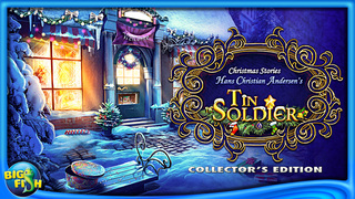 Christmas Stories: Hans Christian Andersen's Tin Soldier – The Best Holiday Hidden Objects Adventure Game screenshot 5
