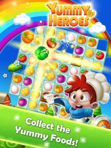 Yummy Heroes screenshot 6