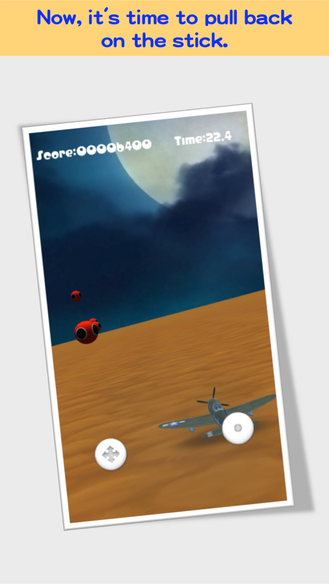 Thunderbolt Robo screenshot 5