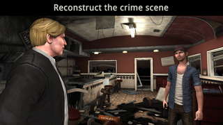 The Trace: Murder Mystery Game - Analyze evidence and solve the criminal case screenshot 3