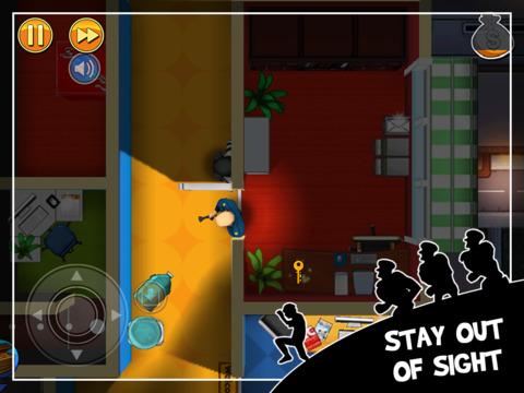 Robbery Bob™ screenshot #4