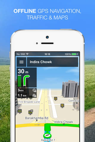 NLife India - Offline GPS Navigation & Maps - náhled