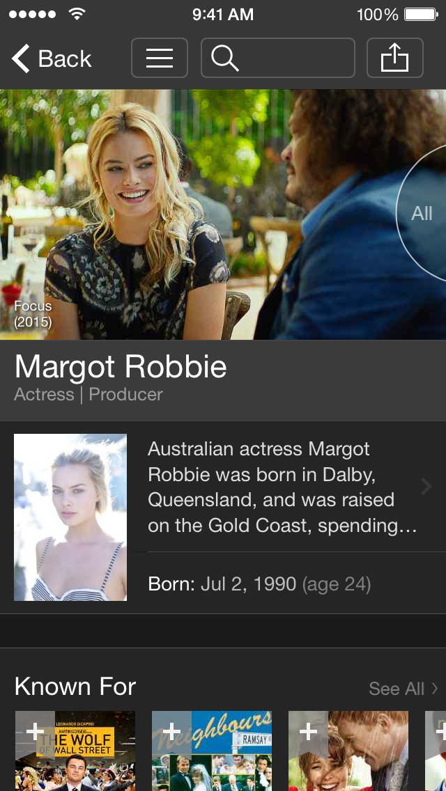 IMDb: Movies & TV Shows screenshot 3