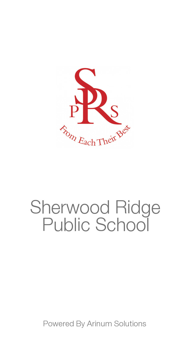 Sherwood Ridge Public School screenshot 1