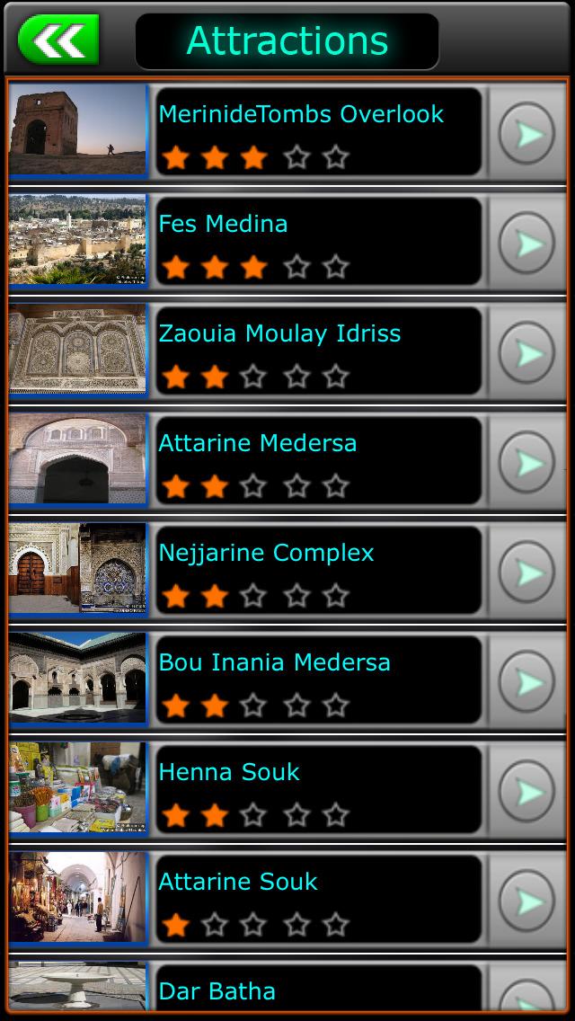 Fez Offline City Explorer screenshot 3