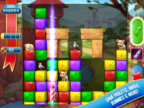 Pet Rescue Saga screenshot 6