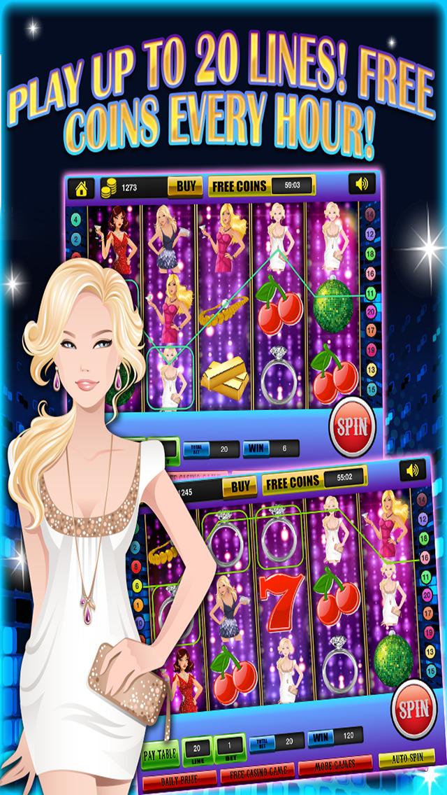 Ace Classic Rich Party Slots - Crazy Vegas Bash Casino Slot Machine Games Free screenshot 4