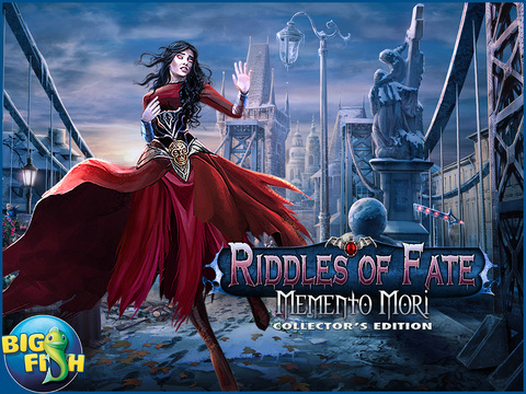 Riddles of Fate: Memento Mori HD - A Hidden Object Detective Thriller screenshot 5