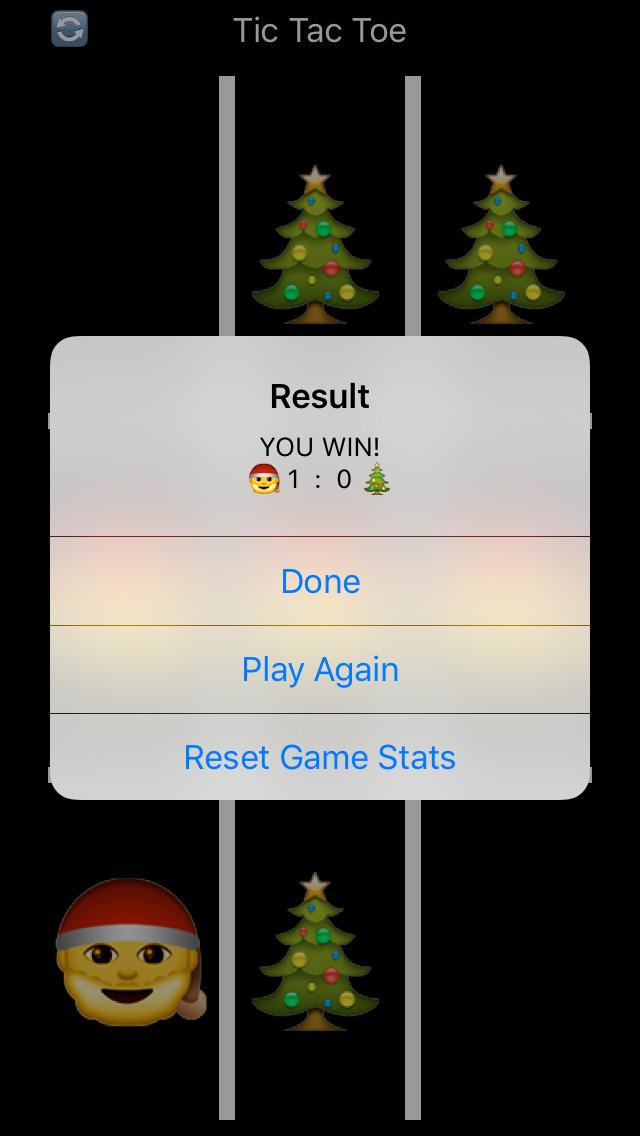 Christmas Tic Tac Toe screenshot 3