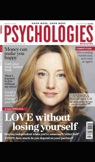 Psychologies Magazine screenshot 2