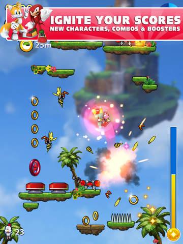 Sonic Jump Fever screenshot 10