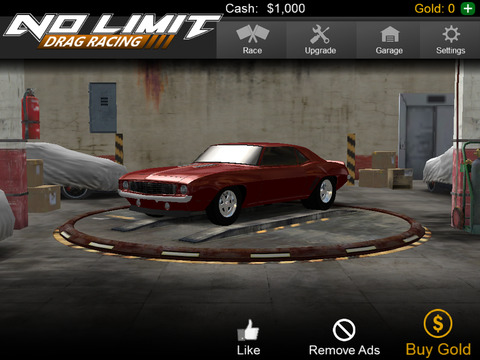 No Limit Drag Racing screenshot 6