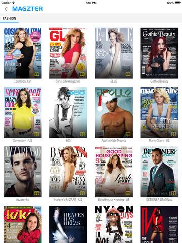 Magzter Newsstand screenshot 8