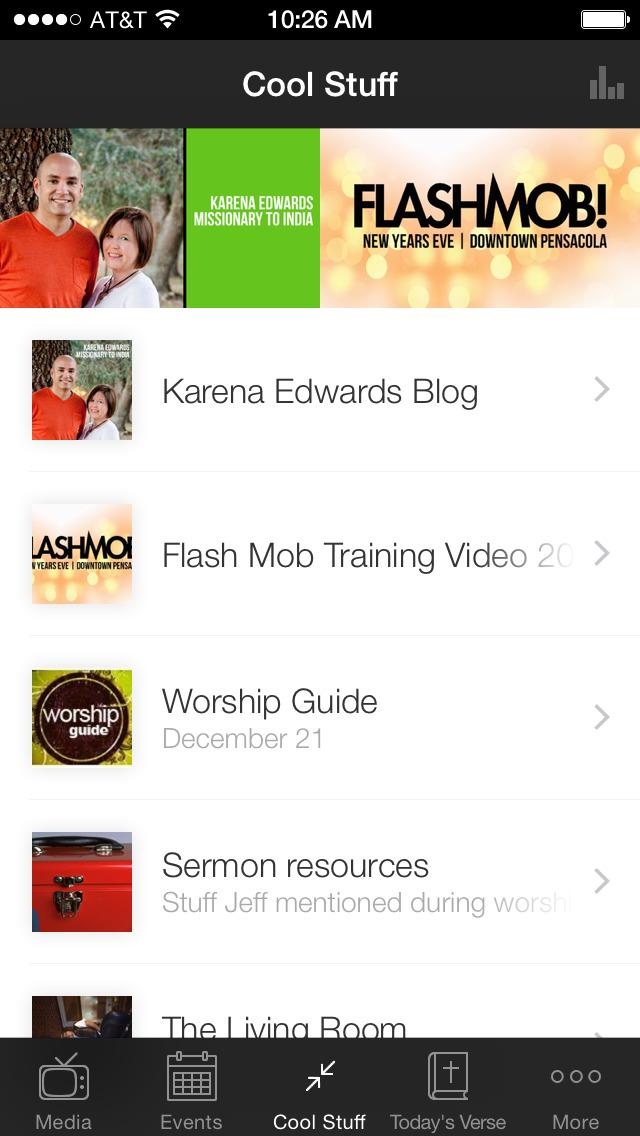 StoryPoint Church screenshot 3