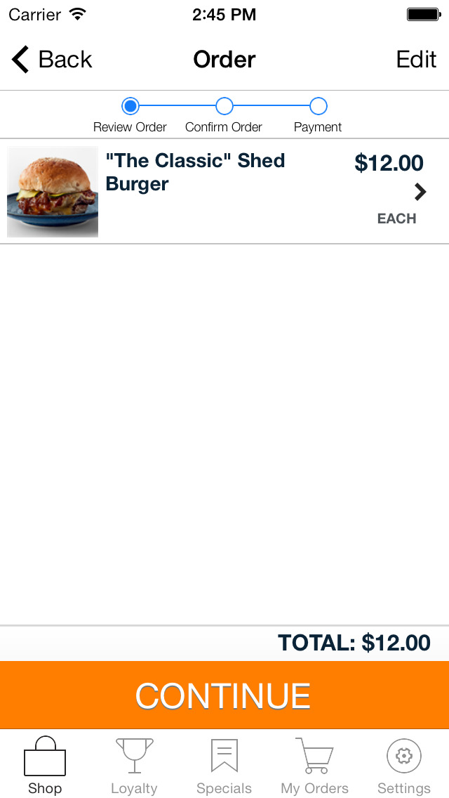 The Burger Shed screenshot 4