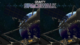Gravity Space Walk VR screenshot 1