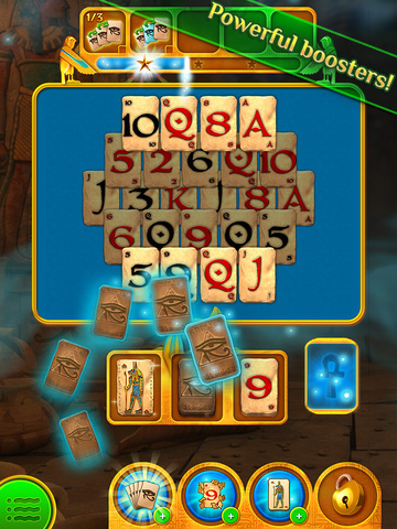 Pyramid Solitaire Saga screenshot 7