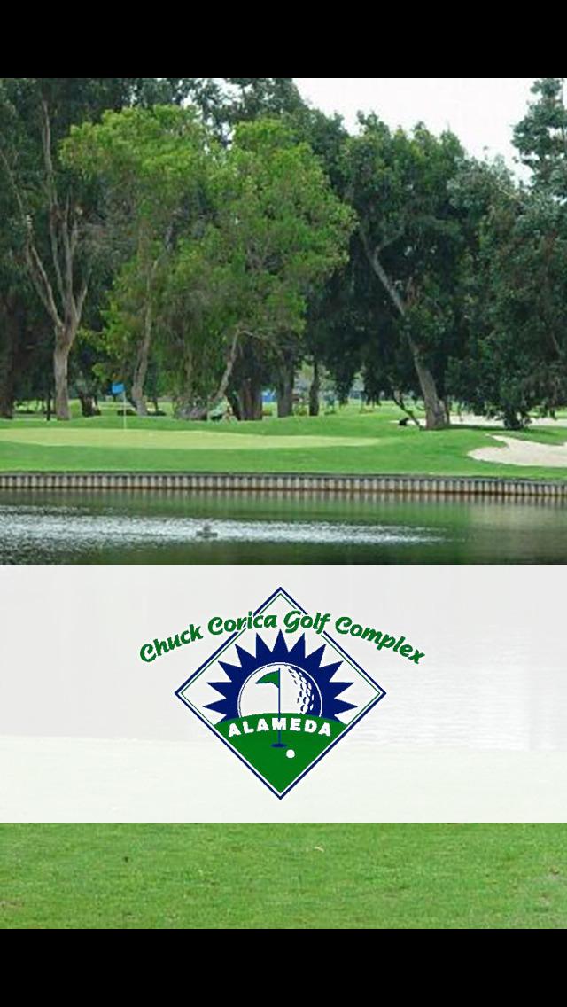 Alameda Golf - Chuck Corica screenshot 1