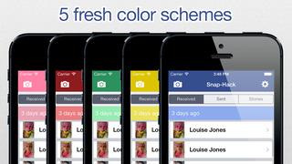Snap-Hack™ Pro for Snapchat - Screenshot save your Snapchat's - Snaphack™ screenshot #2