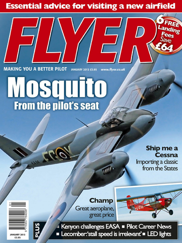 FLYER Magazine screenshot 7