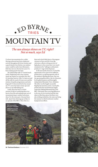 The Great Outdoors Magazine screenshot 2