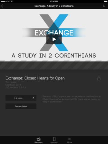 Hill Country Bible Church screenshot 6