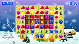 Christmas Match Boom - Holiday Season Puzzle Game with Santa Claus screenshot 4