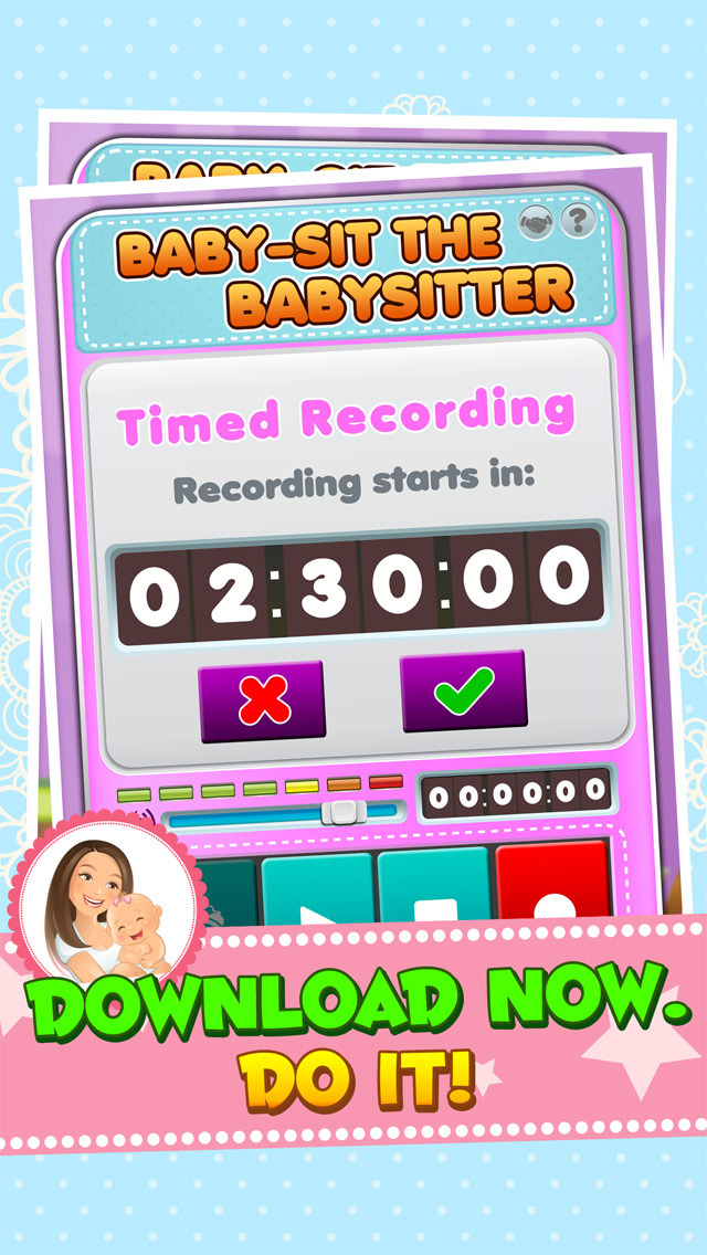 Baby-Sit The Babysitter screenshot 3