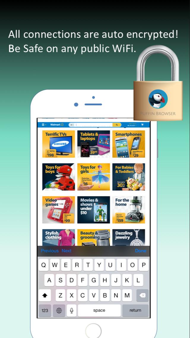 Puffin Web Browser screenshot 2