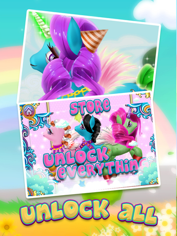 A Beauty Pony Dress-Up Makeover My Magic Fashion Friendship Salon Party screenshot 10