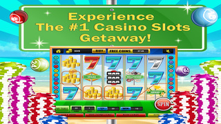 Ace Classic Vacation Slots Casino - Hawaii, Hollywood & Vegas Slot Machine Games HD screenshot 2