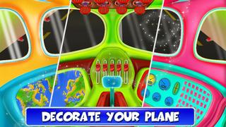 Daycare Airplane Kids Game screenshot 4