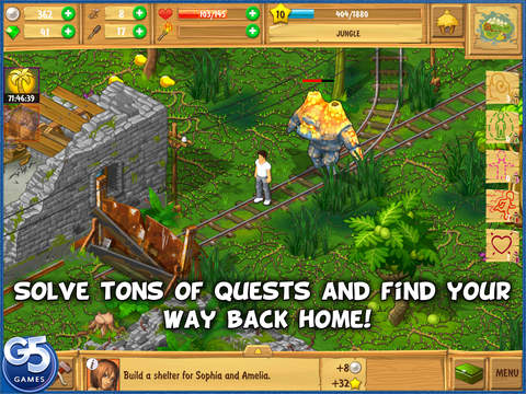 The Island Castaway® screenshot 9
