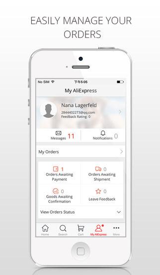 AliExpress Shopping App screenshot 5