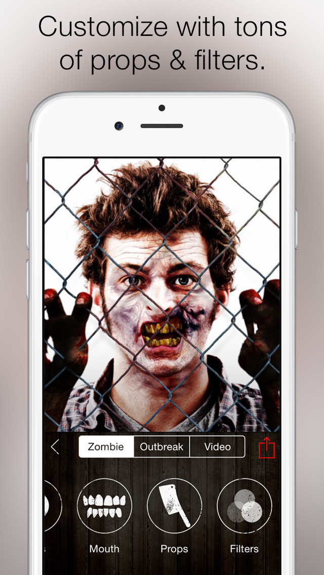 Zombify - Turn into a Zombie screenshot 4