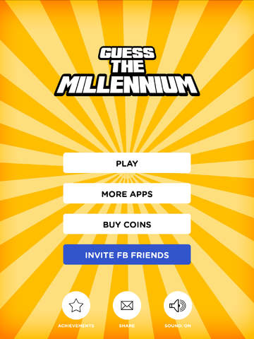 Guess The Millennium screenshot 10