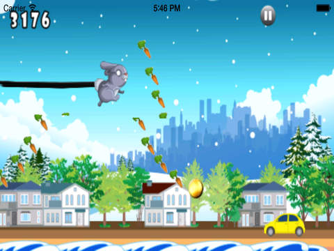 A Fast Rabbit Pro : Hunter Of Carrots For Christmas screenshot 5