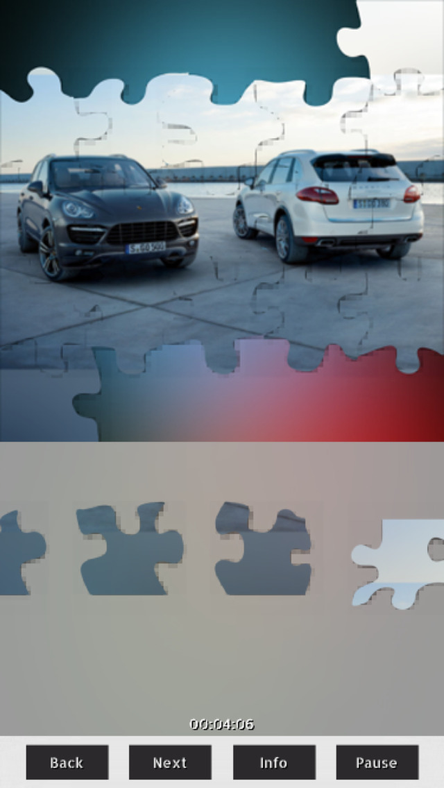 Cars Puzzles+ screenshot 3
