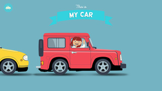 My Car – Mechanics for Kids screenshot 1