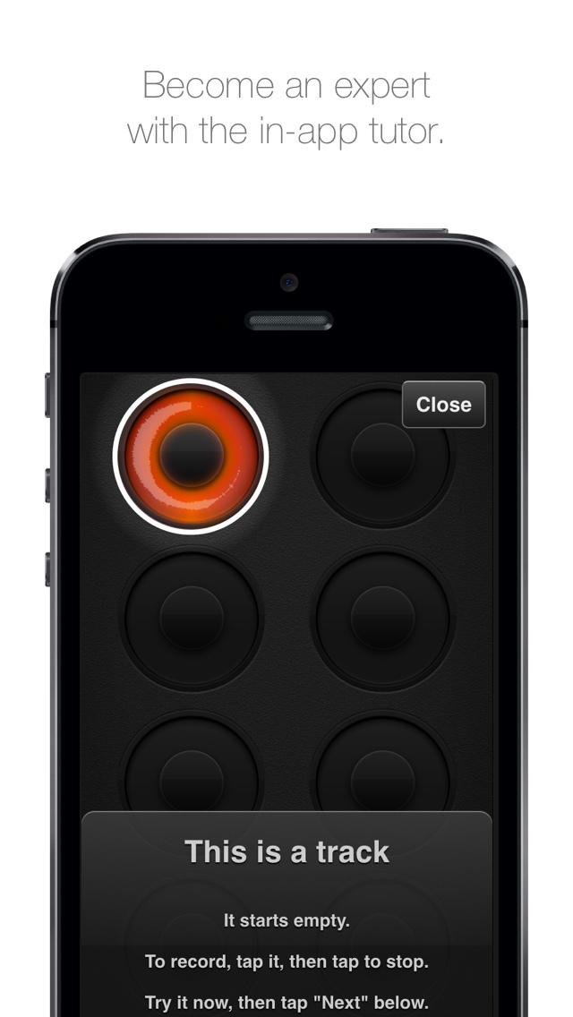 Loopy HD: Looper screenshot 3