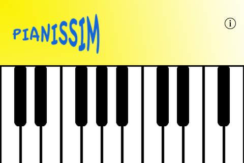 Pianissim Pro - náhled