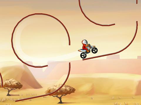 Bike Race: Free Style Games screenshot 10