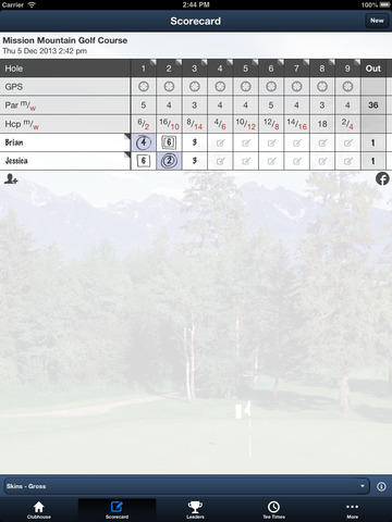 Mission Mountain Golf Club screenshot 9